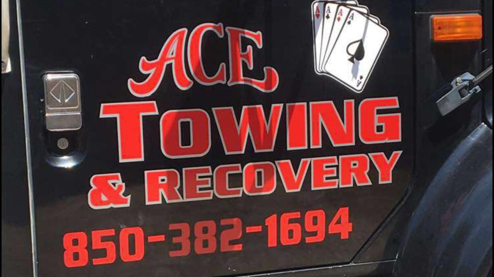 Towing business in Milton, FL