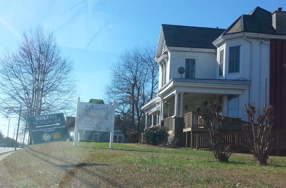 The Metro Atlanta Urban Farm: 3271 Main St, College Park, GA