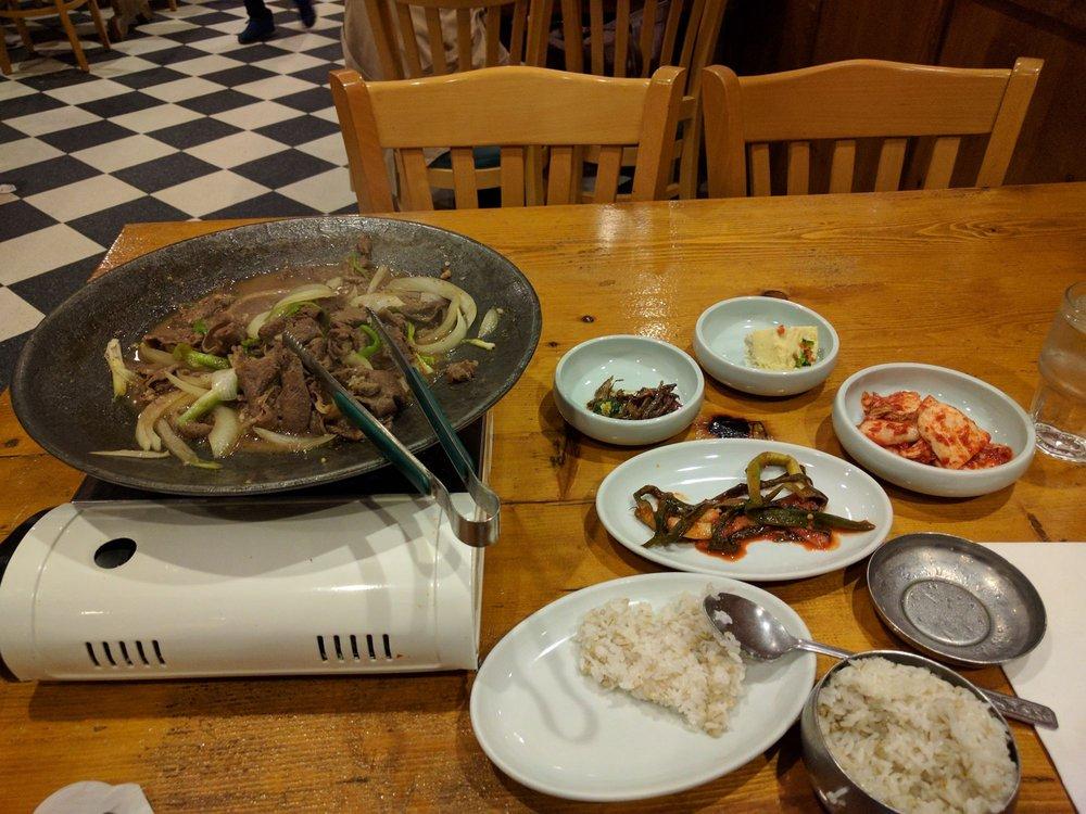 Ju mak jib 32 foto e 29 recensioni cucina coreana for Cucina coreana