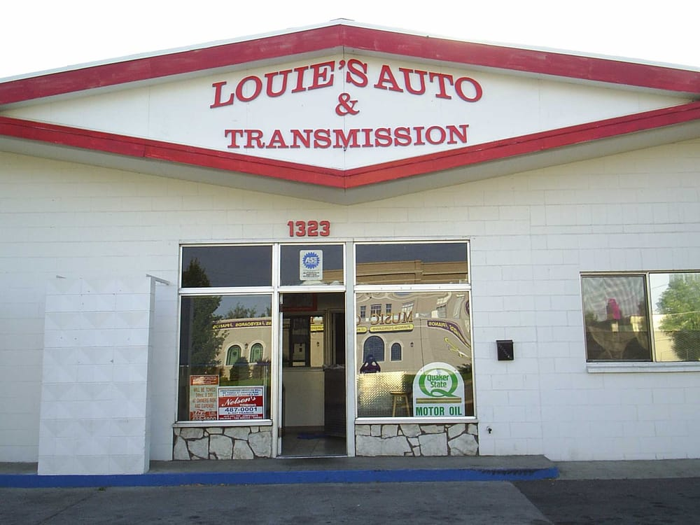 Louie S Automotive Front Door Yelp
