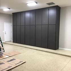 Beautiful Photo Of Quick Response Garage Cabinets   Scottsdale, AZ, United States.  Barnwood Gray