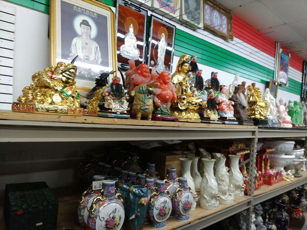 Thai Binh Supermarket: 1530 W 21st St N, Wichita, KS