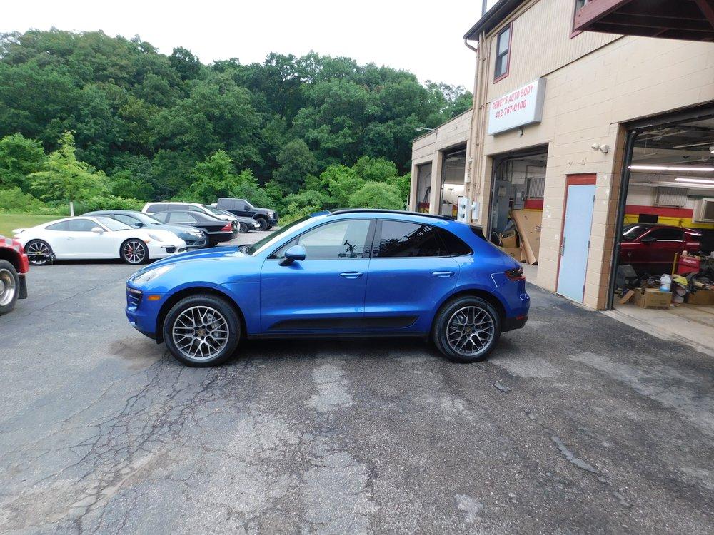 Dewey's Auto Body: 3419 Harts Run Rd, Glenshaw, PA