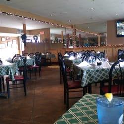 Photo Of Franco S Italian Restaurant Pensacola Fl United States Inside