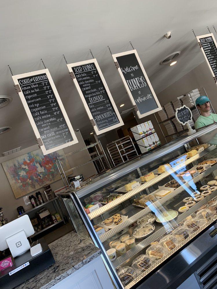 Burney's Sweets & More: 1200 N Davidson St, Charlotte, NC