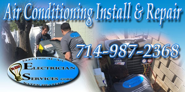 Electrician Services: 615 Pepperwood Dr, Brea, CA