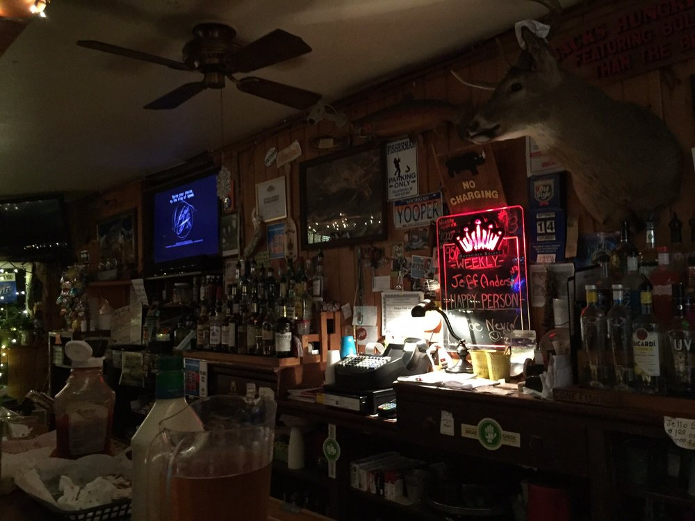 Hungry Trout Inn: 4167 S County Hwy H, Brule, WI