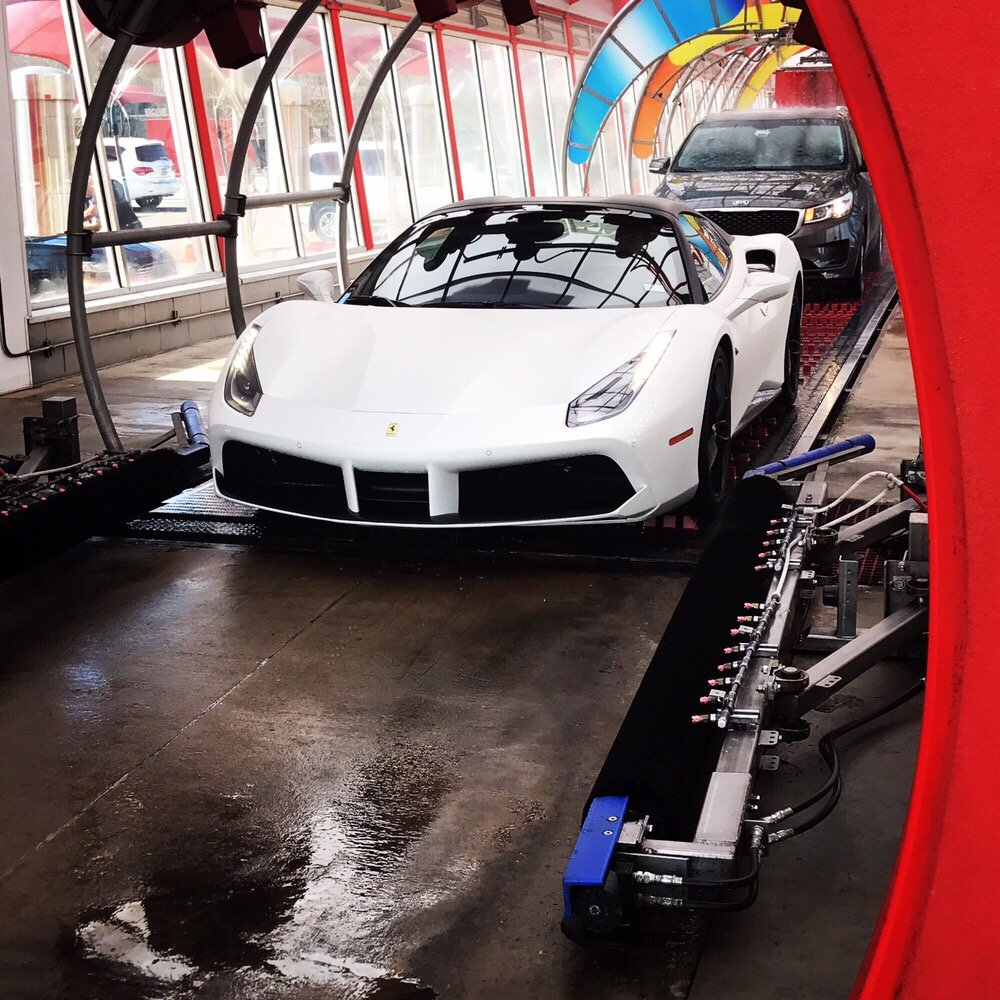 Big Red Express Car Wash