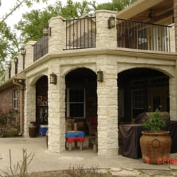 Exceptionnel Photo Of Houston Custom Patio Builders   Stafford, TX, United States. A  Patio