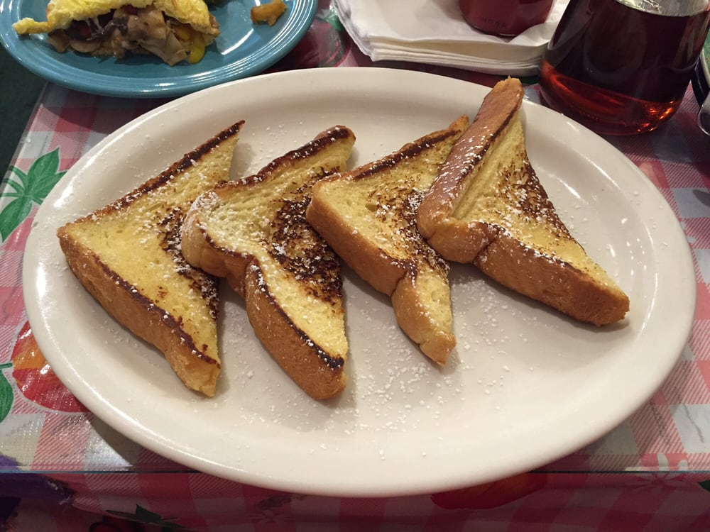 Lulu's Cafe - West Nyack, NY, United States. Lulu's French Toast
