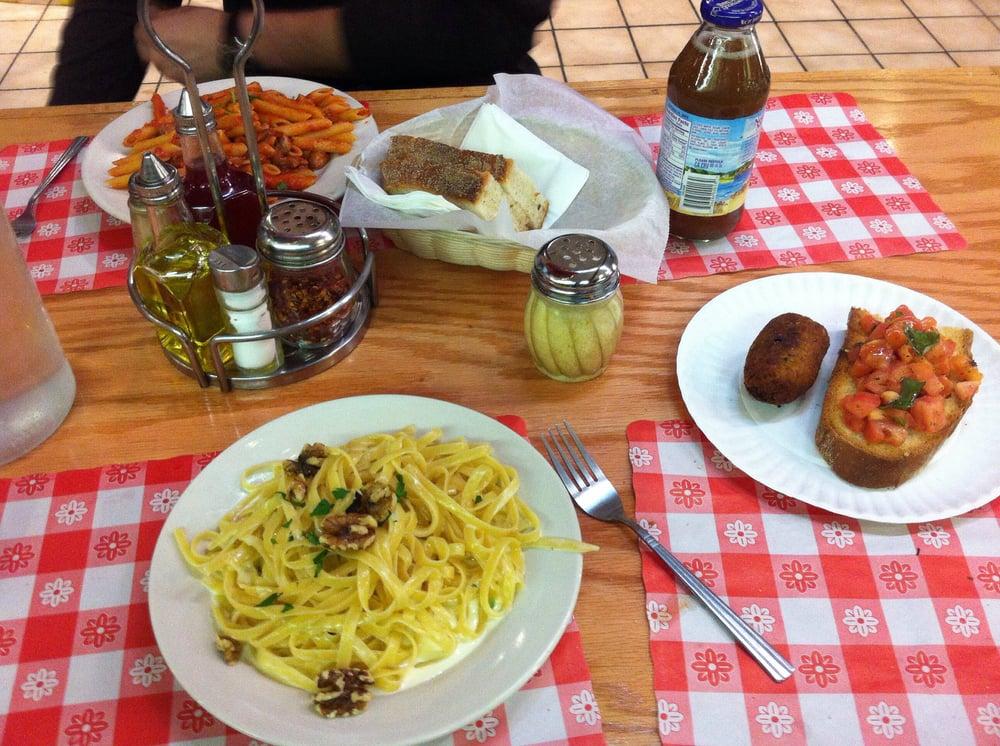 Italian Restaurants Near Coolidge Corner