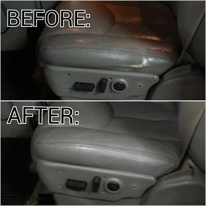 Exclusive Leather Repair And Service: Louisville, KY