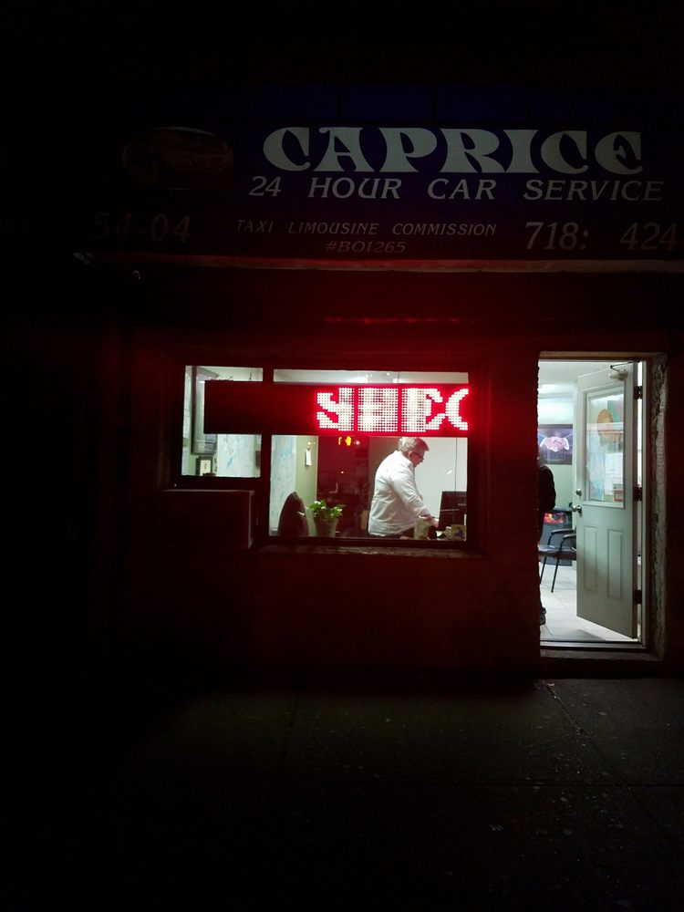 caprice car service	  Caprice Car Svce - 25 Reviews - Taxis - 5404 Roosevelt Ave, Woodside ...