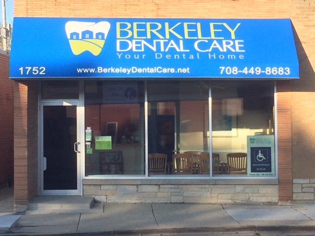Berkeley Dental Care: 1752 N Taft Ave, Berkeley, IL