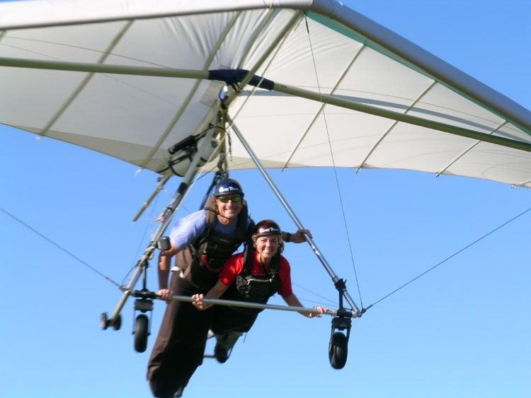 Wallaby Ranch Hang Gliding: 1805 Deen Still Rd, Davenport, FL