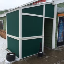 canvas window awnings storefront photo of awning canvas sauk rapids mn united states 18 photos awnings 1260 10th st n