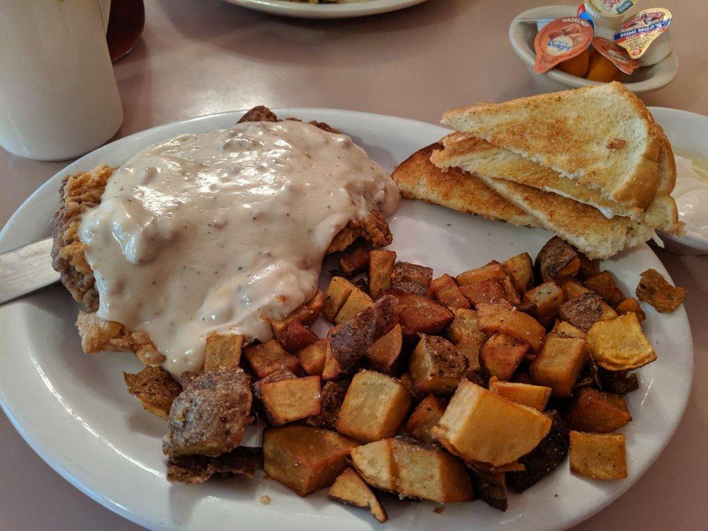 LJ's Cafe: 4211 E Westwood Ave, Chattaroy, WA