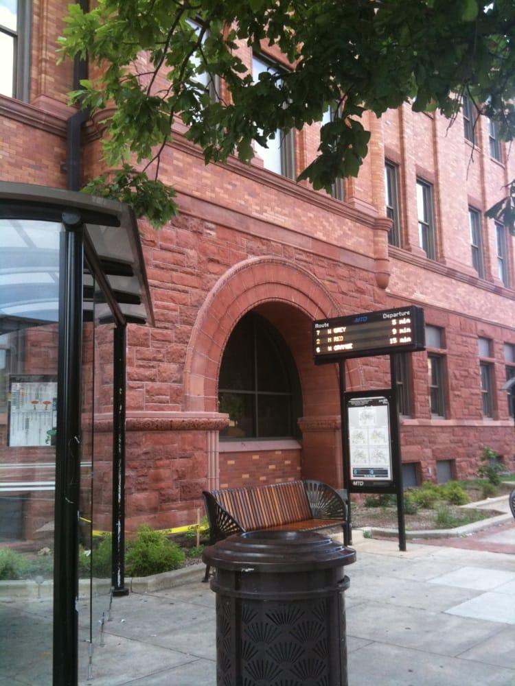 Champaign - Urbana Mass Transit District: 1101 E University Ave, Urbana, IL