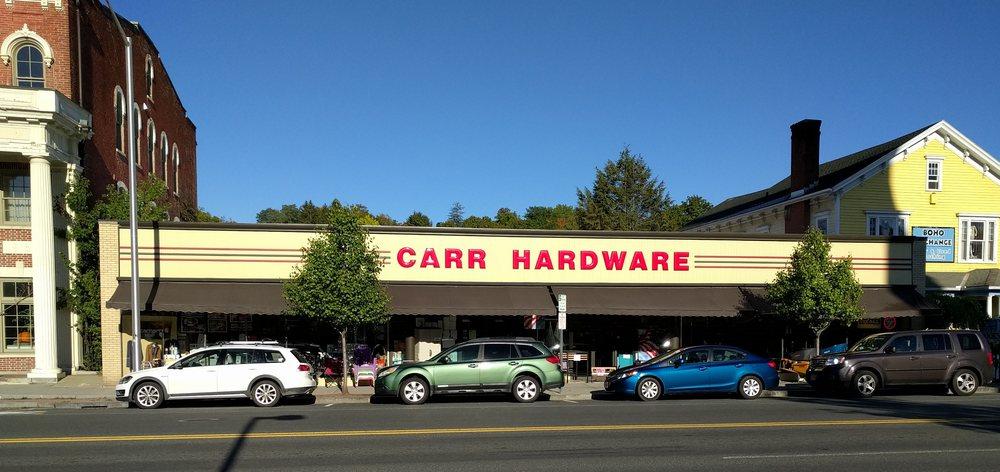Carr Hardware: 256 Main St, Great Barrington, MA