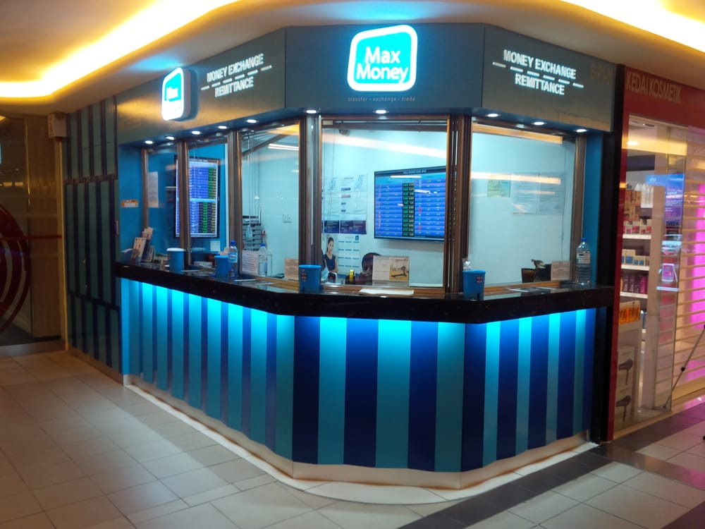 Max Money Mid Valley Currency Exchange Lingkaran Syed Putra
