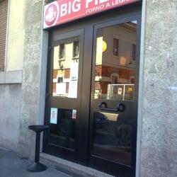 Big pizza pizzerie via gallura porta romana - Pizzeria milano porta romana ...