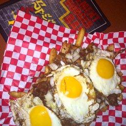 photo of basement burger bar canton mi united states fries