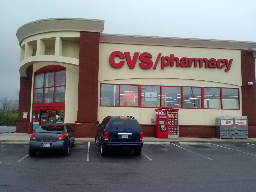 cvs open 24 hours on cunningham off crawfordsville road in