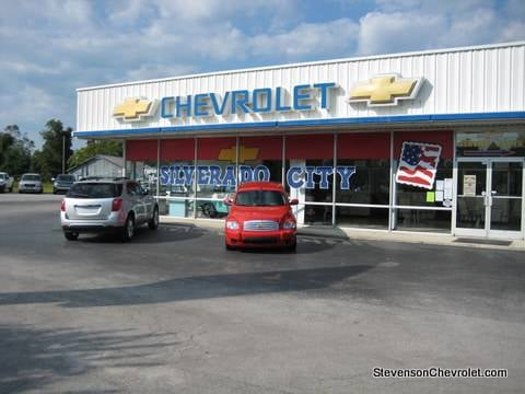 Great Stevenson Chevrolet 1435 W Corbett Ave Swansboro, NC Car Service   MapQuest
