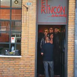 El Rincon De Los Montes Tapas Bars Calle Dos De Mayo 22