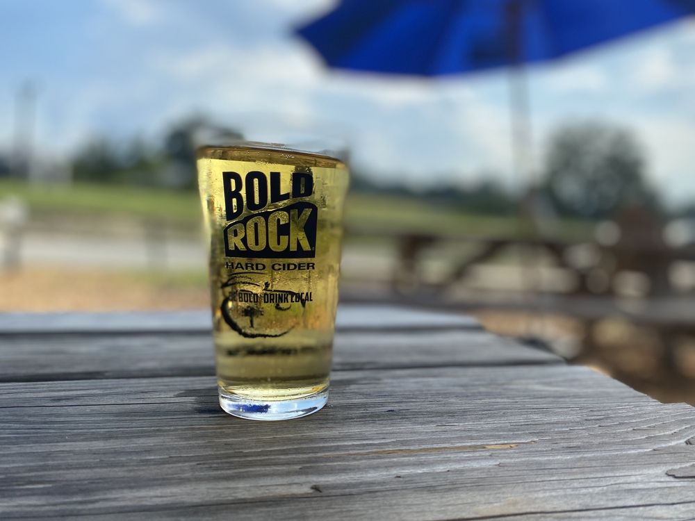 Bold Rock Mills River Cidery: 72 School House Rd, Mills River, NC