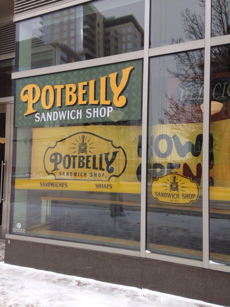 7 reviews of Potbelly Sandwich Shop