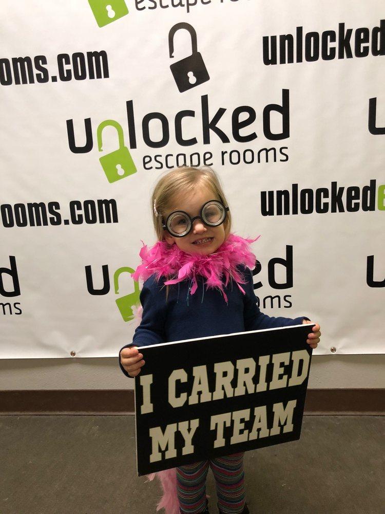 Unlocked Escape Rooms: 23236 Lyons Ave, Santa Clarita, CA