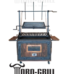 Asadores toro grill professional services rio verde - Parrillas para asar ...