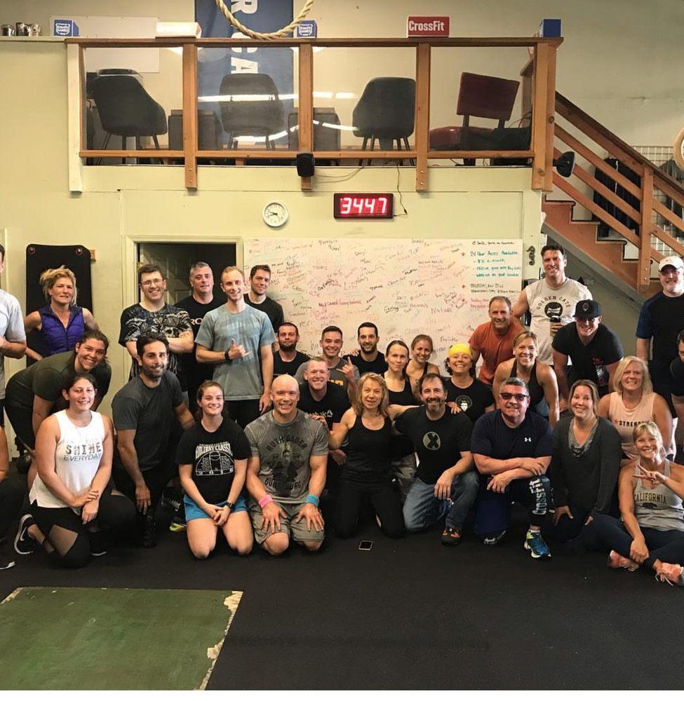 Social Spots from Tamalpais CrossFit