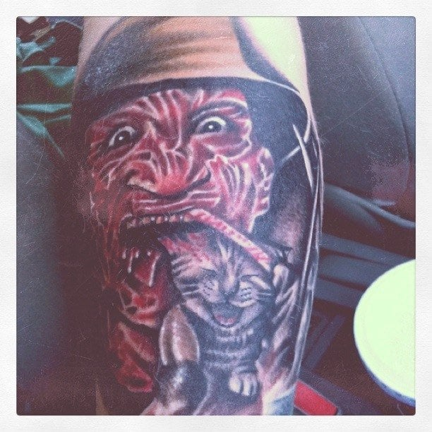 Devin s lost time tattoos tattoo 320 7th ave for Tattoo charleston sc