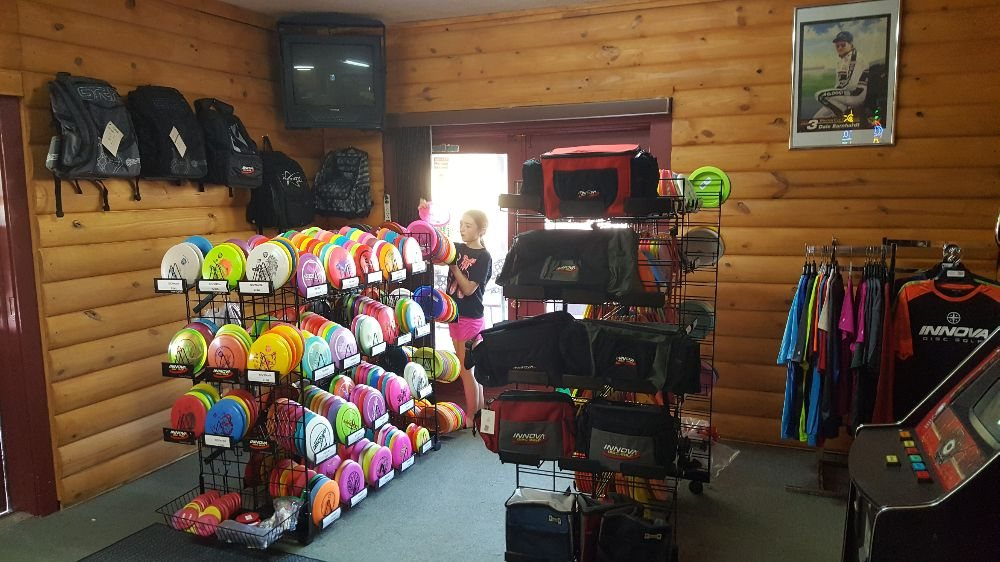 Foothills Disc Golf: 2575 Mountain View Rd, Hickory, NC