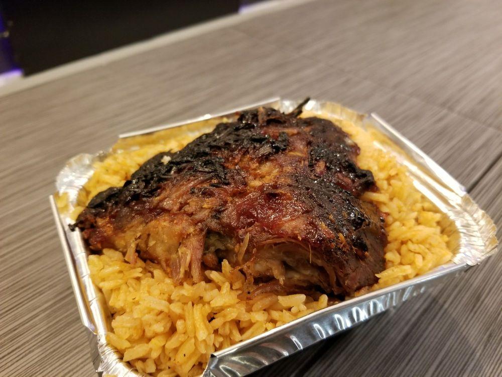 Food from Mi Casa