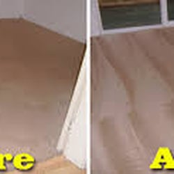 Photo of Pristine Carpet Cleaning Houston - Houston, TX, United States. Before and