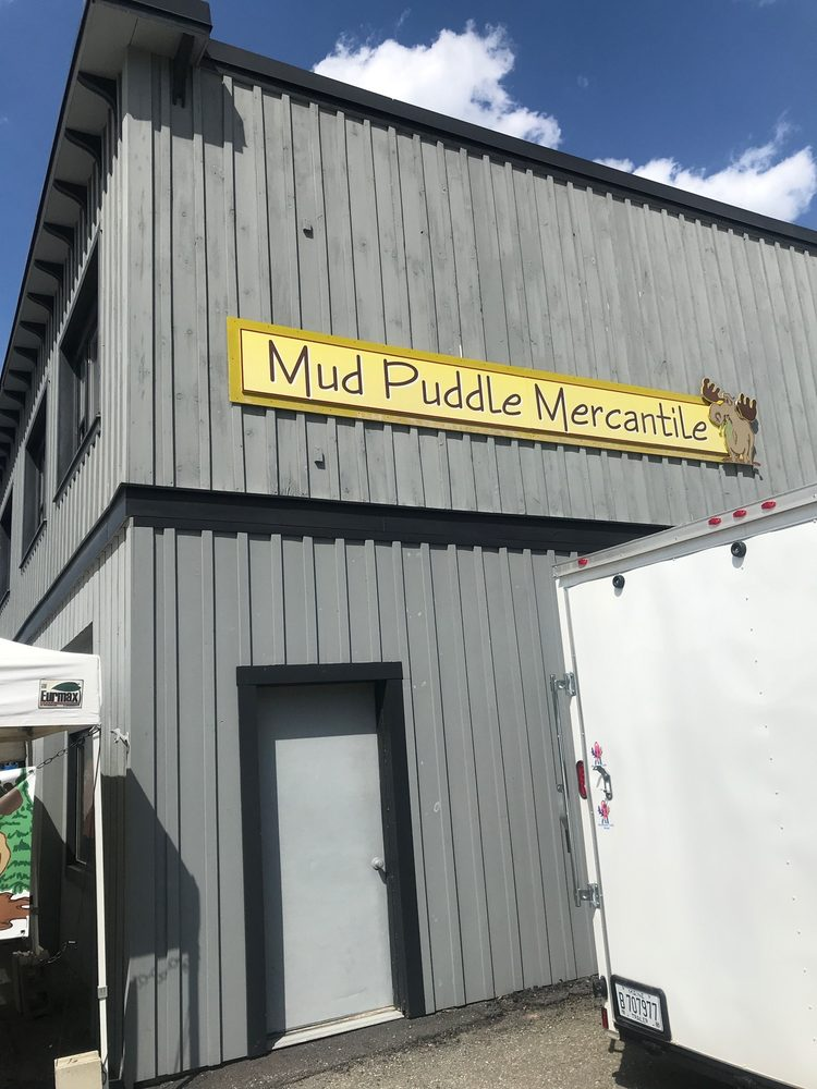 Mud Puddle Mercantile: 35 Pritham Ave, Greenville, ME