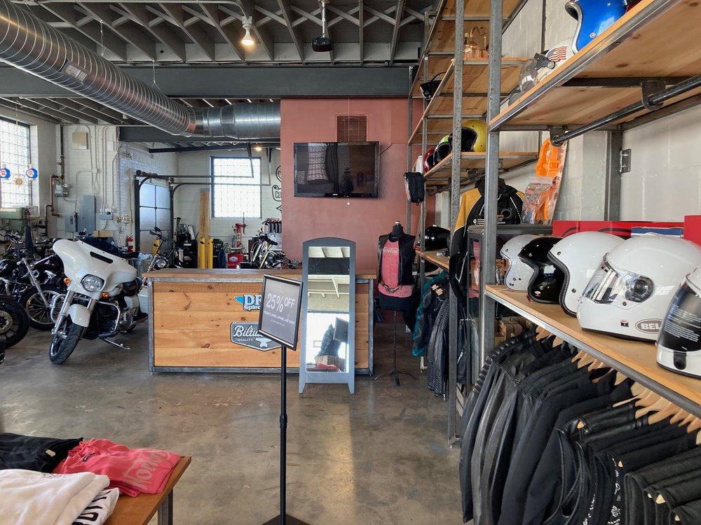 Clutch & Throttle: 6544 Beaubien St, Detroit, MI