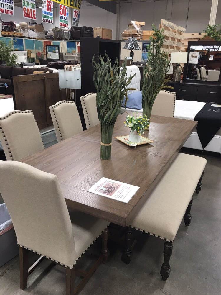 Loving this dining table Yelp
