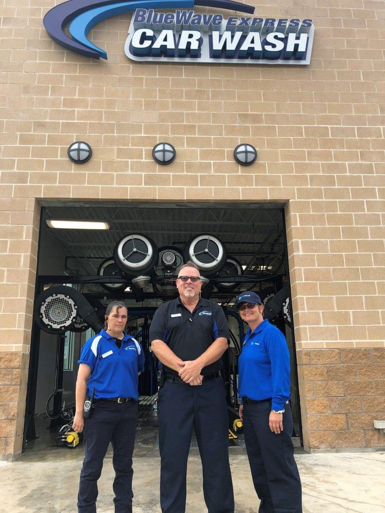 BlueWave Express Car Wash: 710 S Main St, Lumberton, TX