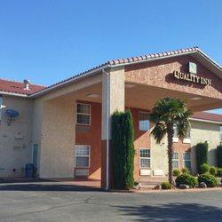 Photo Of Quality Inn Zion Hurricane Ut United States Front Entrance