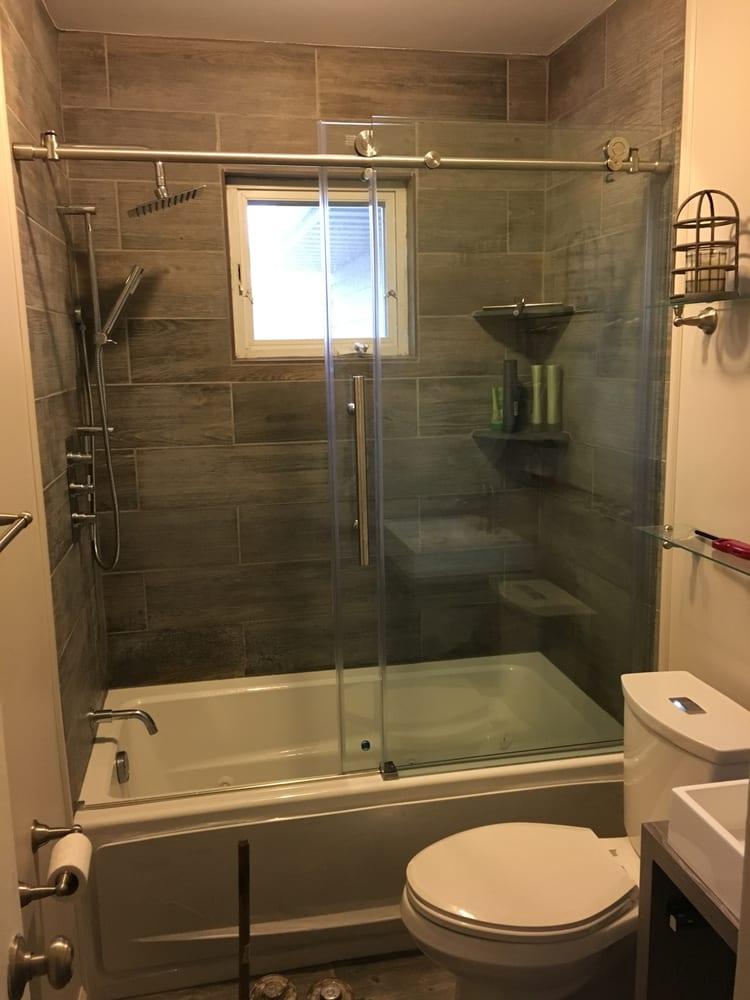 Ann Arbor Bathroom Remodel New Bathtub Shower Tile Window - Bathroom remodel ann arbor