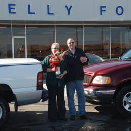 Merle Kelly Ford 30 s Car Dealers 3501 S Santa