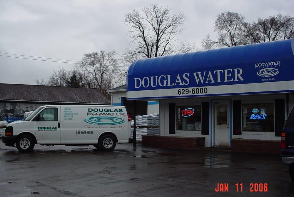 Douglas Water Conditioning: 1000 N Leroy St, Fenton, MI