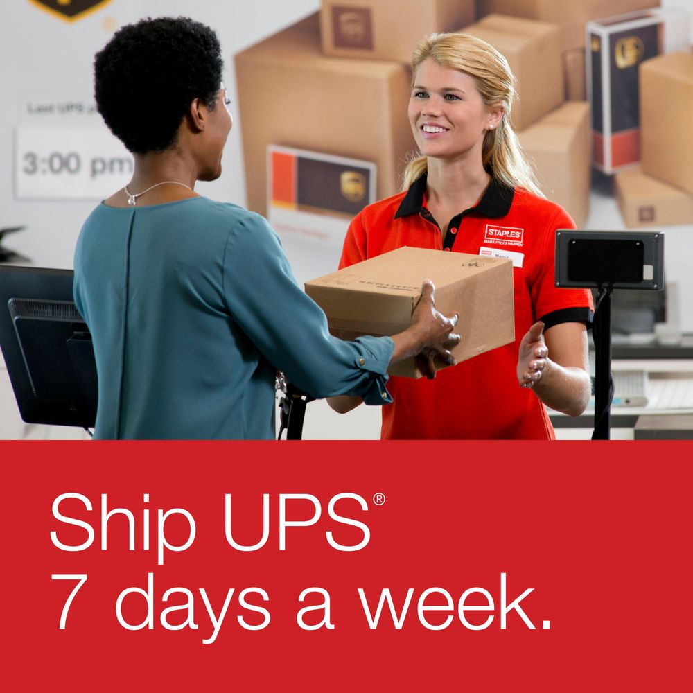 Staples: 933 Montgomery Ave, Narberth, PA