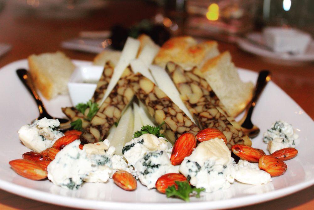 Photo of Royal Palm Village Wine \u0026 Tapas - Atlantic Beach FL United States & Cheese plate! - Yelp