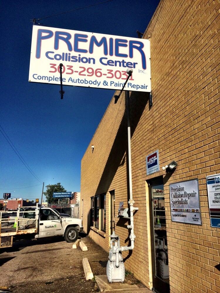 Premier Collision Center: 3660 Brighton Blvd, Denver, CO