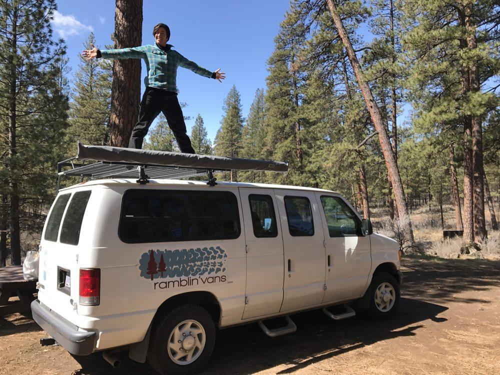 Ramblin Vans: 2985 NE Rock Chuck Dr, Bend, OR